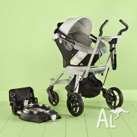 Brand New Orbit Baby Stroller Travel System G2