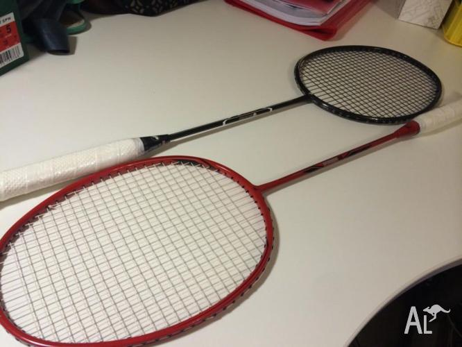 Brand New Protech Badminton Racquets Rackets (2 of
