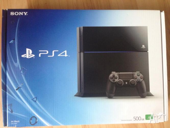 Brand New PS4 500GB Console (unopened)
