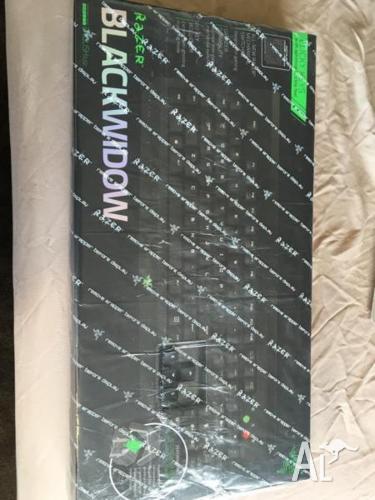 BRAND NEW Razer BlackWidow 2014 Expert Gaming Keyboard