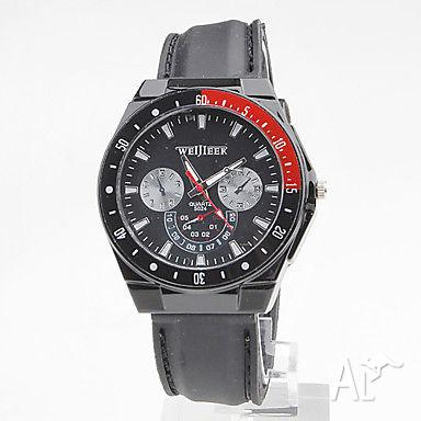 brand new silicone watch- men's latest style