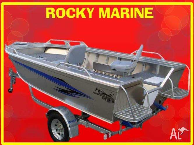 Brand New Stessco Catcher Sfx430 Boat, Trailer, Tohatsu