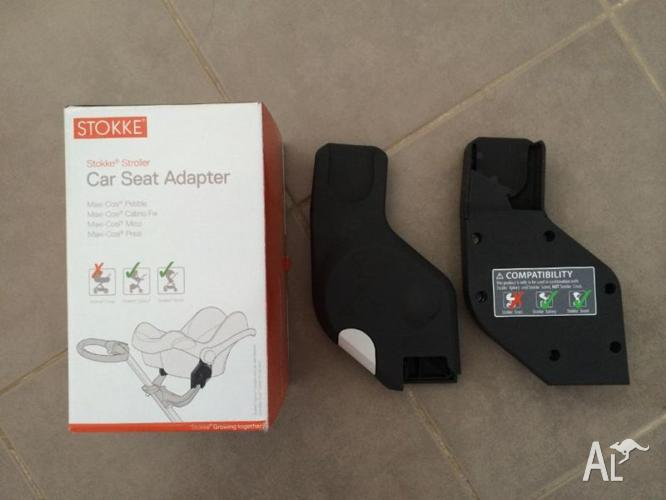 Ongekend Brand New Stokke Xplory Scoot Car Seat Adapter Maxi Cosi Mico for LW-12
