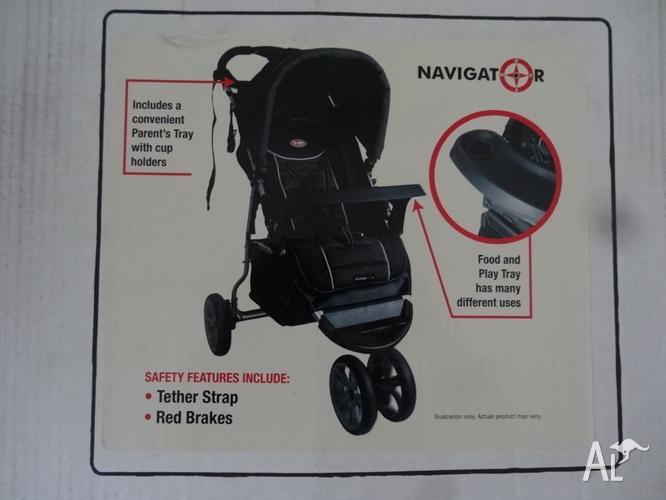 Brand new stroller, never taken out of original box,