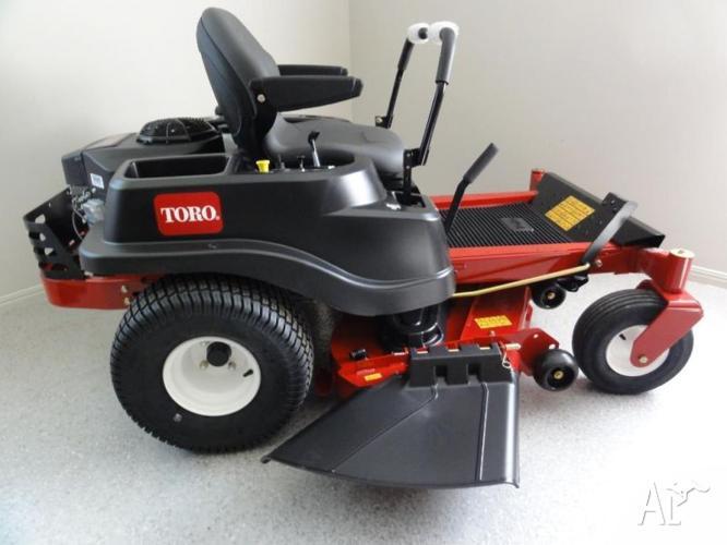 Brand New Toro MX5060 Zero Turn Mower. 50