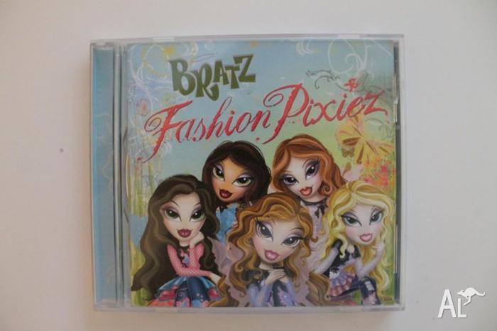 Bratz Fashion Pixiez album