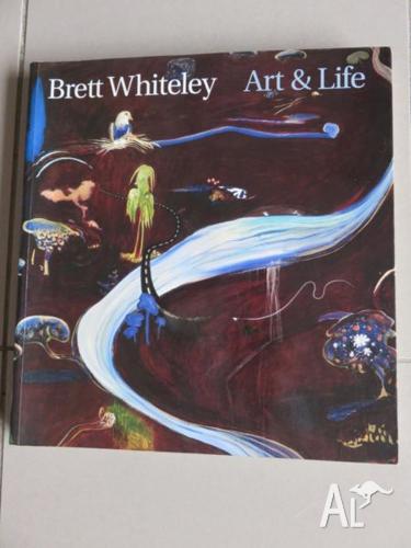 Brett Whiteley Art & Life Book