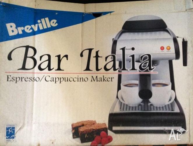 saeco starbucks barista italia digital espresso machine