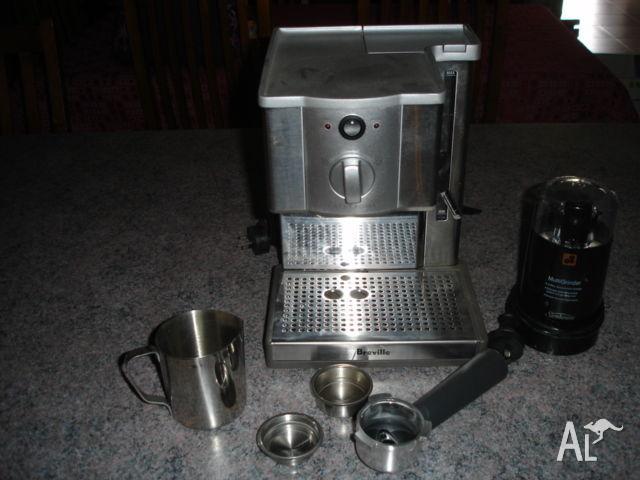 sunbeam cafe series grinder manual