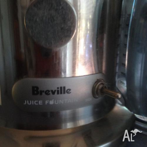 Breville Juice Fountain