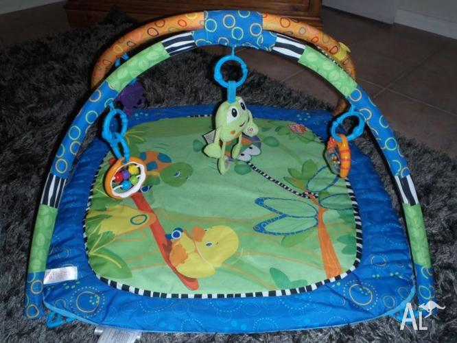 Bright Starts Hop Along Friends Play Gym For Sale In