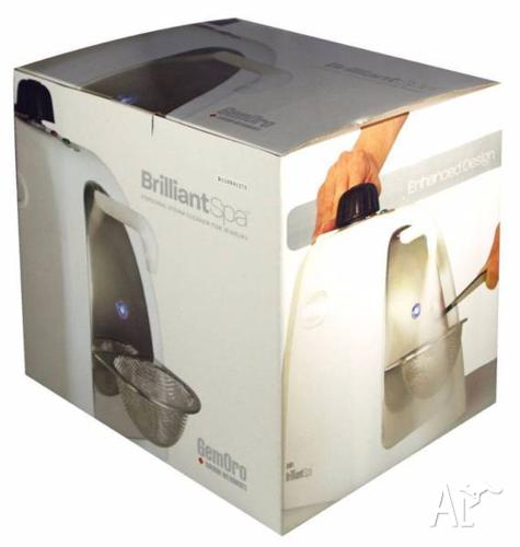 BRILLIANT SPA STEAM CLEANER FOR JEWELLERY