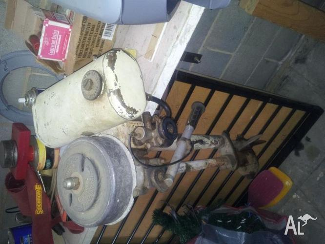 British seagull outboard motor for sale in banksia park for Seagull outboard motor value