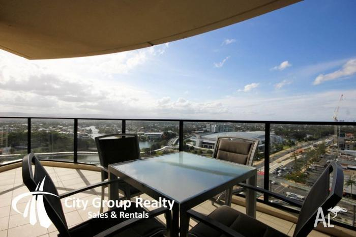 Broadbeach on the Park - Pet Friendly North Facing With