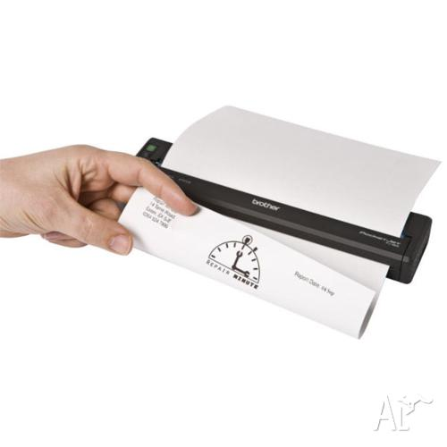 Brother 623 Portable Direct Thermal(no ink ever) A4