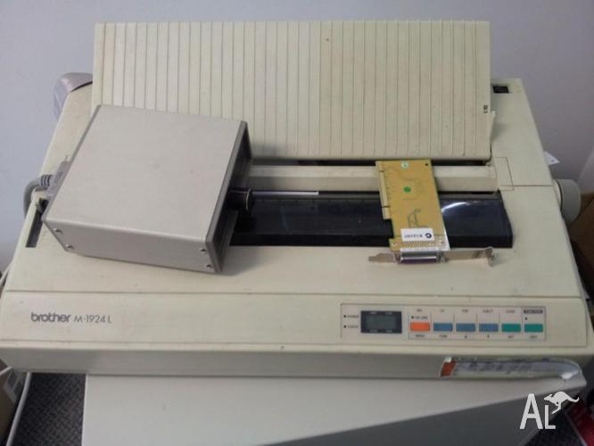 Brother M-1924L Line Printer
