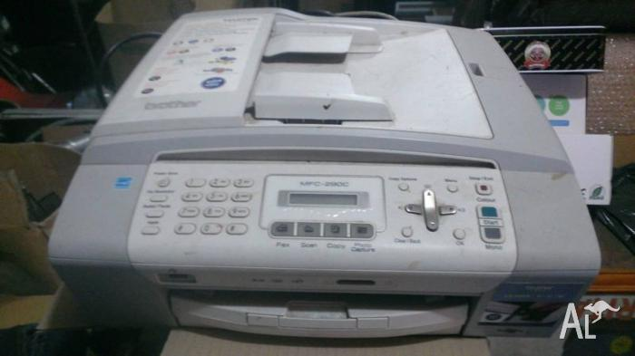 Brother MFC-290C 4-in-1 Printer / Scanner / Photocopier