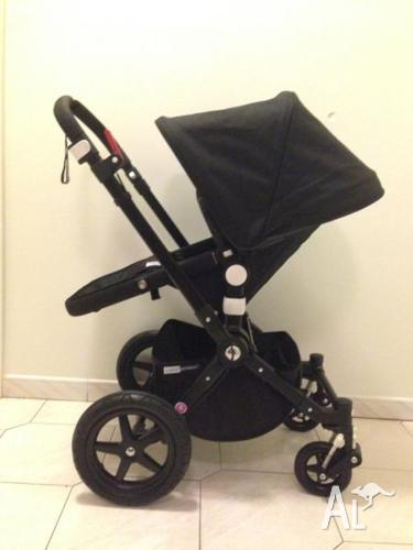 Bugaboo Cameleon Three 3 - Special Edition ALL BLACK