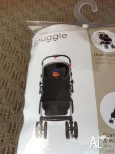 Buggy Snuggle Foot Muff/Pram Bag