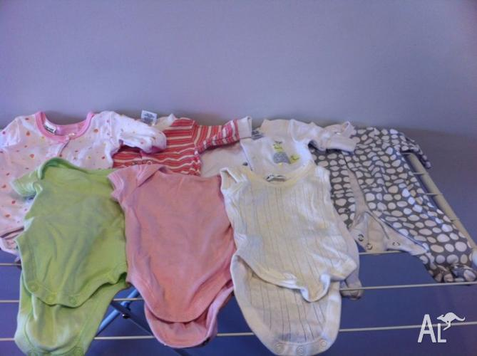 Bulk Baby Girls Clothes from 00000 to 0