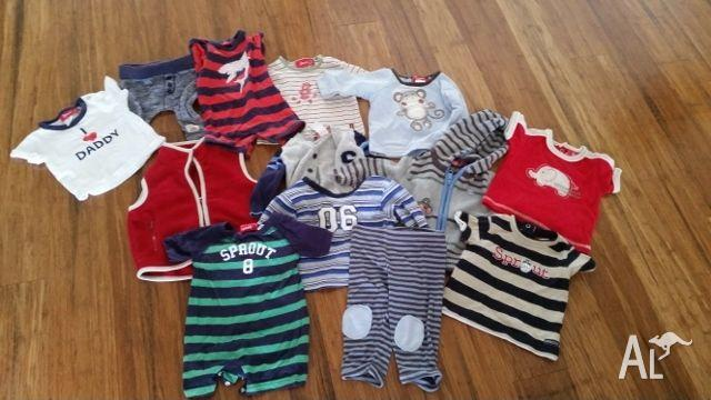 Bulk Sprout Boys Clothing