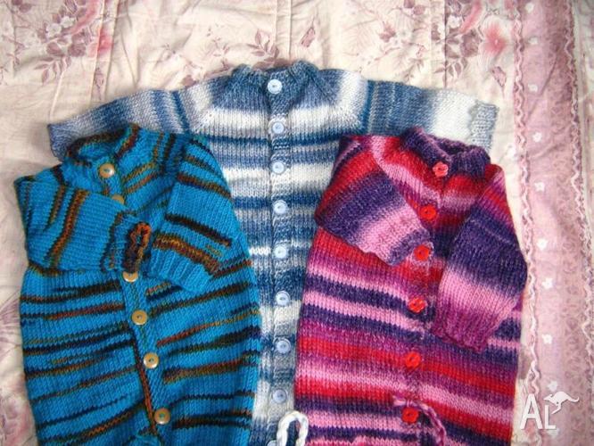 Bunting / Sleeper Sack / Dressing Gown - 100% Pure Wool