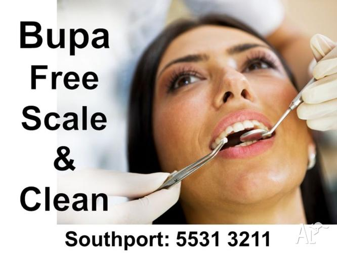 Bupa Scale & Clean - FREE For Members