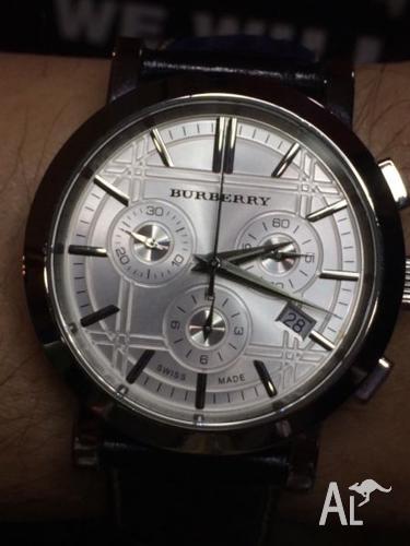 Burberry Chronograph Quartz from 2008