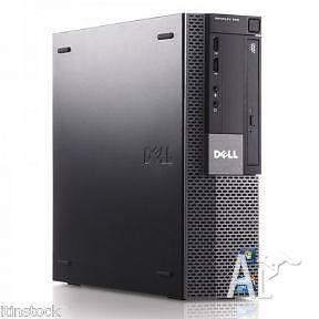 Business Grade DELL 990 with Intel i5 QuadCore -3.1 GHZ
