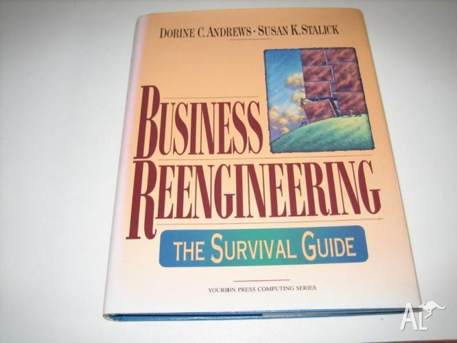 Business Reengineering The Survival Guide by Andrews &