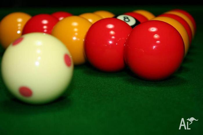 Butterworth Billiards