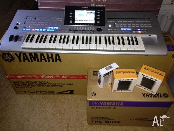 buy new yamaha tyros 5 yamaha tyros 4 yamaha psr s950 yamaha psr s910 korg pa3x korg pa50 for. Black Bedroom Furniture Sets. Home Design Ideas