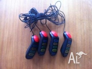 Buzz Buzzers for PS2