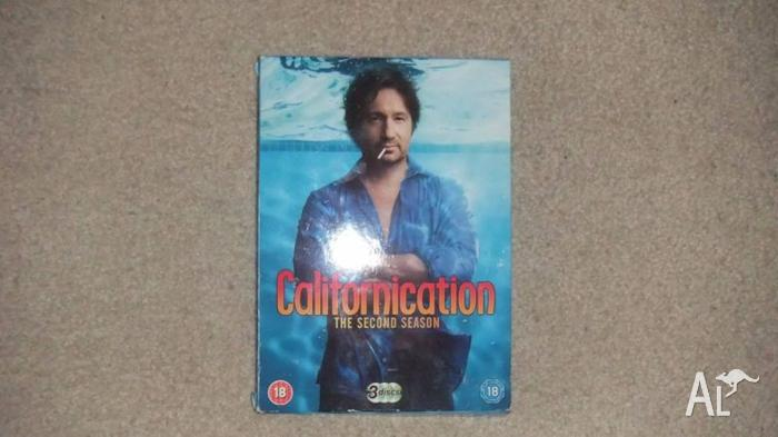 Califonication - The Second Season DVD