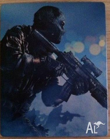 Call of Duty Ghosts + Steel Case (Xbox One)