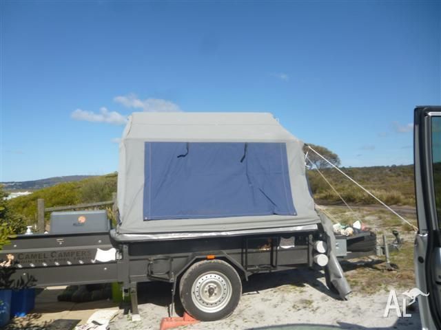 Simple Bought A Camper Trailer So No Longer Required $450 Hi I Have A Camp Trailer For Sale Its A MDC Offroad Deluxe  Registered Until Dec 2017, Located In Ridgley, Tasmania No Time Wasters Please
