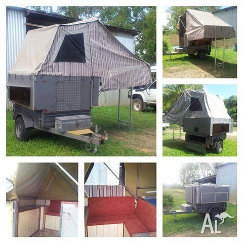 Camper built strong NEED TO SELL OFFERS WELCOME
