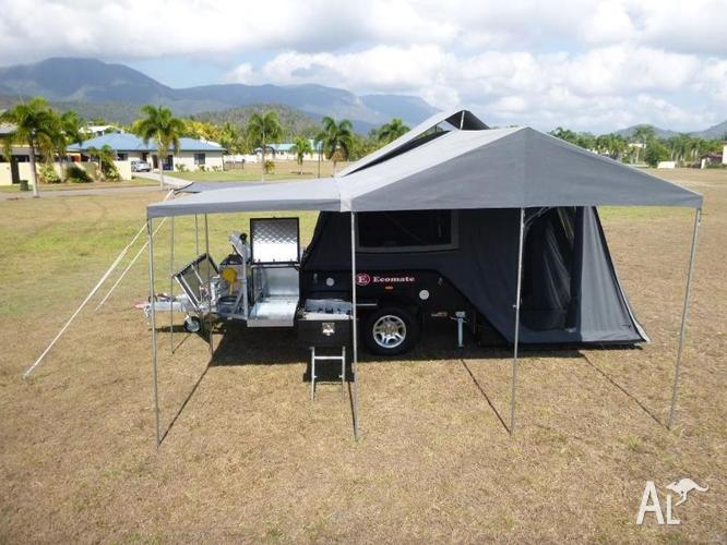 Innovative Camper Trailer 7x4  Tent 12 Ft For Sale In Brisbane QLD  Camper