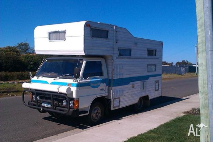 Original VAN CAMPERS SPORTLINER 12ft For Sale In MOONAH Tasmania Classified