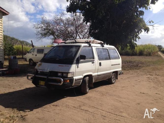 CAMPERVAN FOR SALE!!! GOOD CONDITION , PERFECT FOR