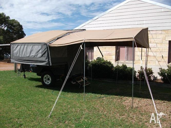 Original New CONQUEROR AUSTRALIA COMMANDERS Camper Trailers For Sale