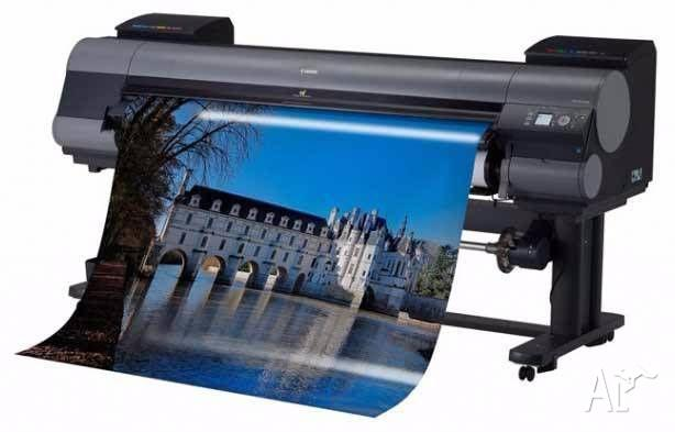 Cannon IPF 8400 excellent condition almost brand new