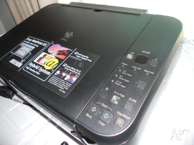 CANNON Pixma MP 380 Printer … BlackCase