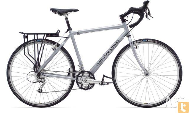 Cannondale T2 Touring Bike for Sale in IVANHOE, Victoria Classified ...