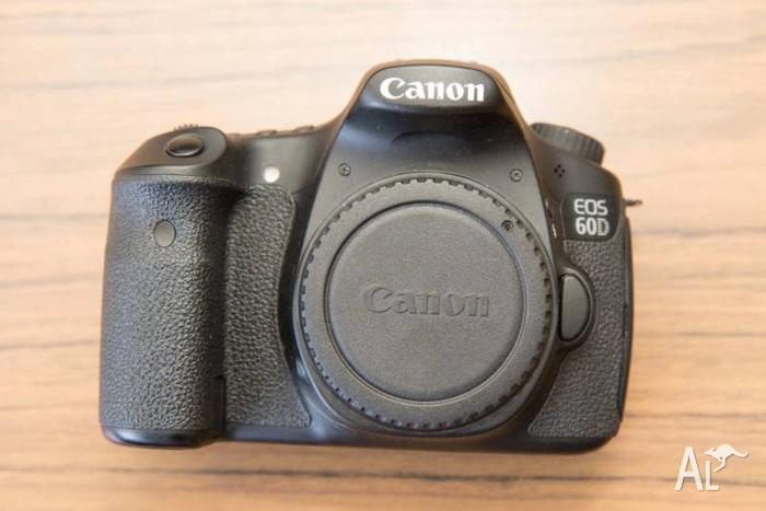 Canon 60D with 28mm f/1.8 Lens