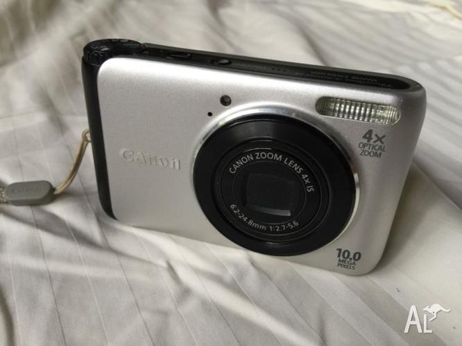 Canon digital camera A3100is