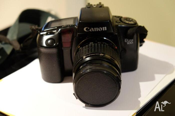 Canon EOS100 with 28-80mm f3.5-5.6 ultrasonic lens
