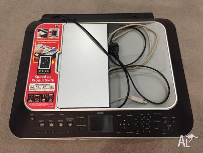 Canon PIXMA MX860 Wireless Printer