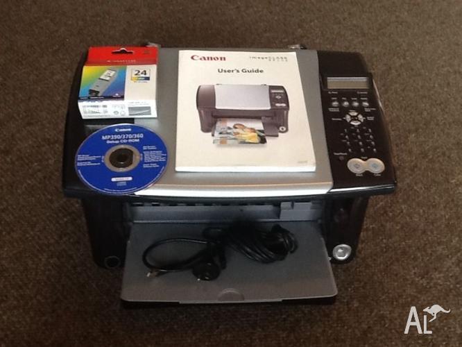 Canon Printer MP390