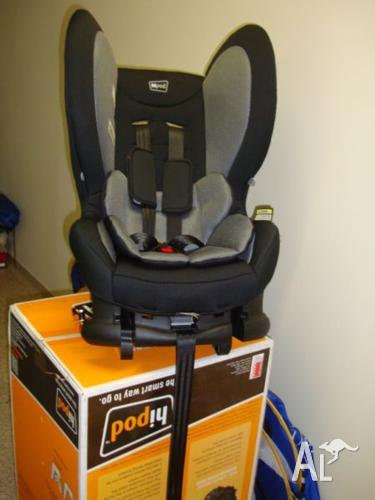 Car Seat as new!